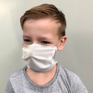 Child face mask for fundraising